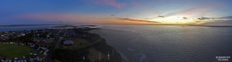 Sunrise over Queenscliff