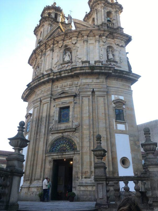 Capela da Virxe Peregrina, Pontevedra, Galicia