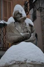 Limone Piemonte, town, snow reliability, powder