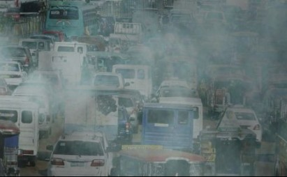 Bad Air in Manila