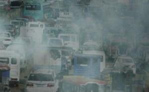 Bad Air in Manila