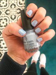 spring and summer nail