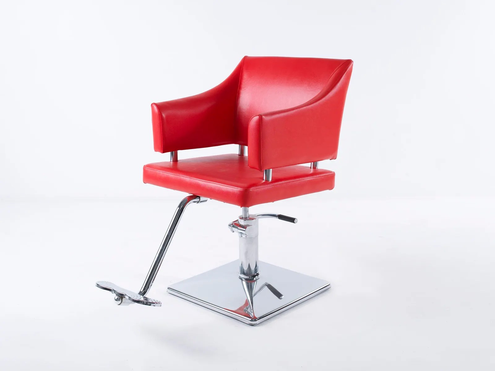 Red Salon Chairs Modern And Traditional Salon Chairs To Suit All Salons