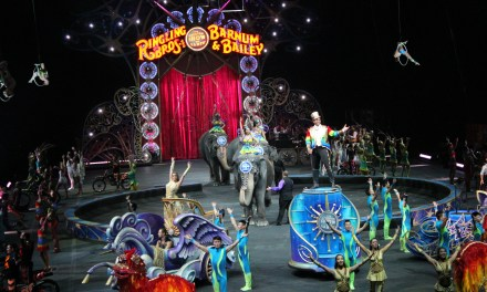 The Greatest Show on Earth- See it While it Still Exists!!