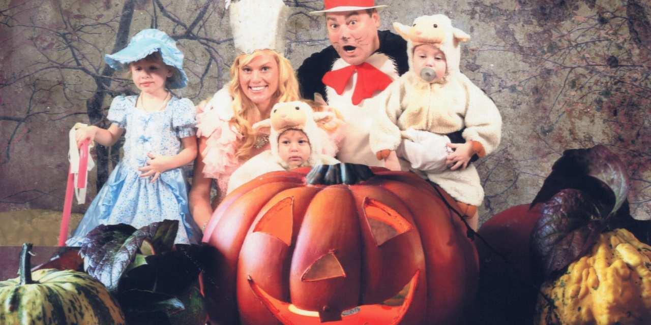 Halloween Party at Southlake City Hall