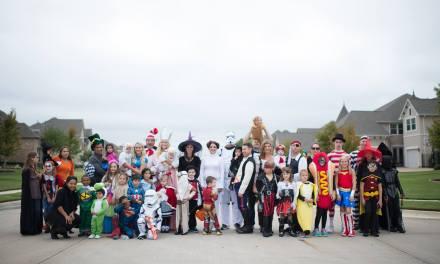 Neighborhood Halloween Event