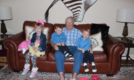 Easter with 4 Generations