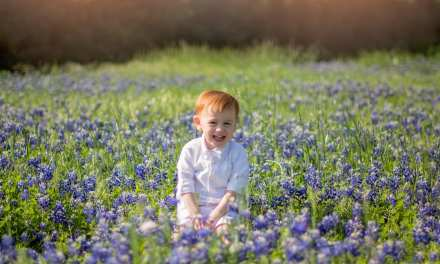 What to Wear for Bluebonnet Photos