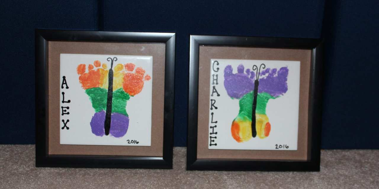 Mother's Day Gifts from School- Very Creative!