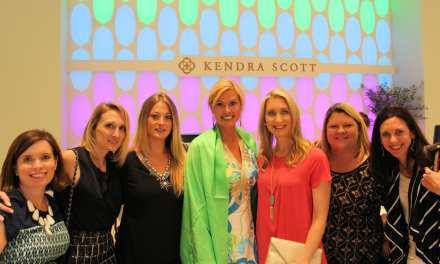 Fundraiser at Kendra Scott