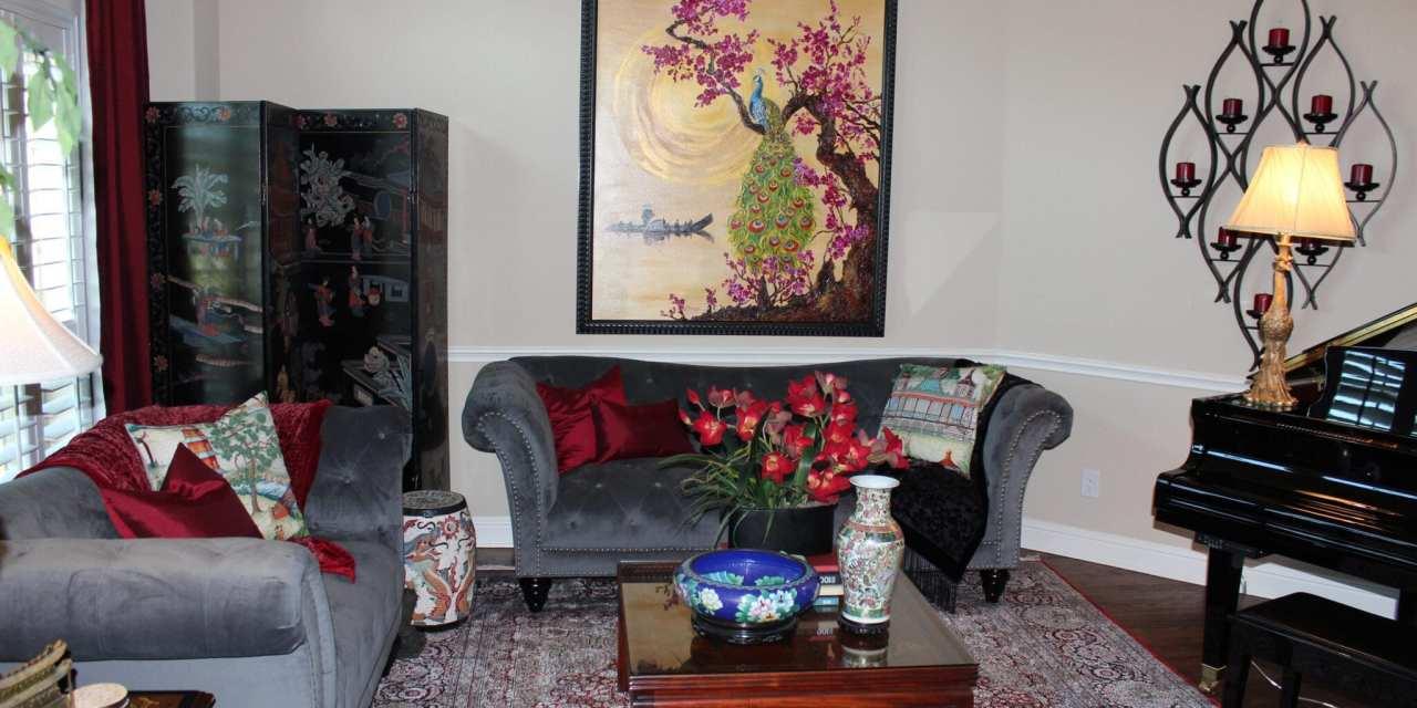 A Sofa Named Magdalena