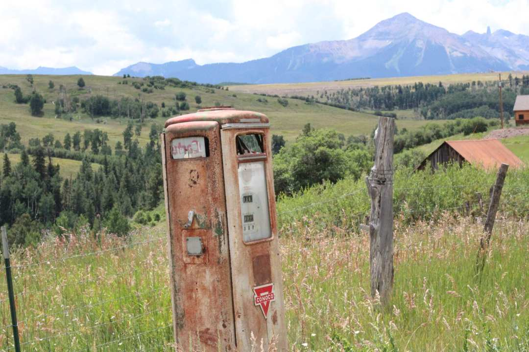 Ridgway to Telluride on the Last Dollar Rd (1)