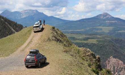Ridgeway, CO and Last Dollar Road