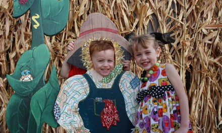 Visit to the Pumpkin Patch 2016