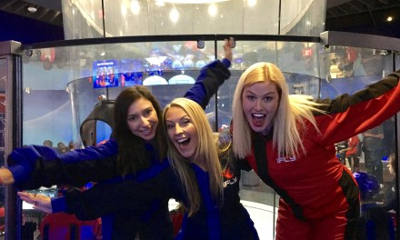 IFly Indoor Skydiving- You Can Do it Too!