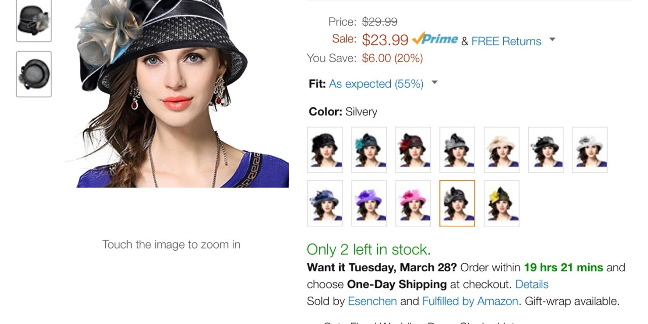 Style: Spring Hats