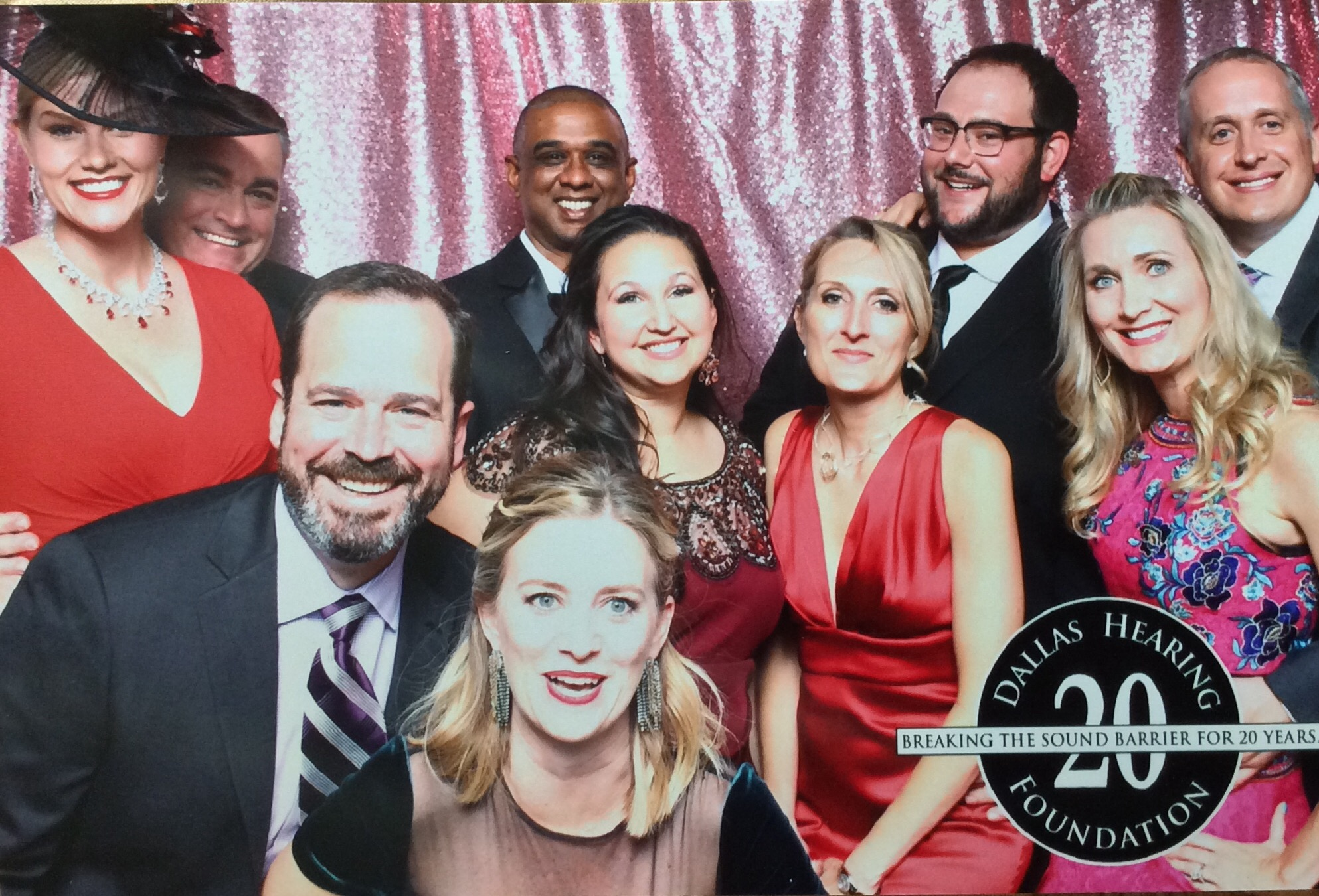 We had a great time, and enjoyed supporting a cause that gives people the gift of hearing. The Foundation had several ...