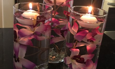 How to Make These Beautiful Centerpieces for less than $9