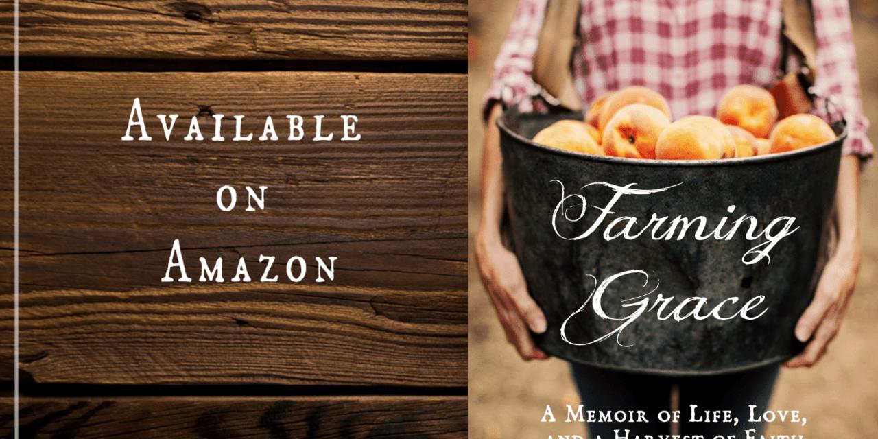 Farming Grace: A Book by My Friend Paula Scott Coming Soon!
