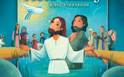 Devotionals for Kids that we play in the car