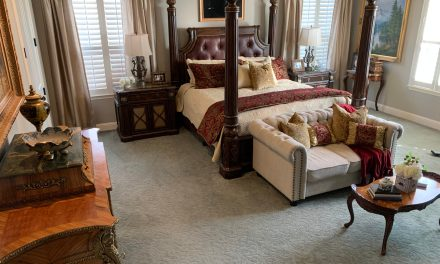 Master Bedroom Redecorating Project