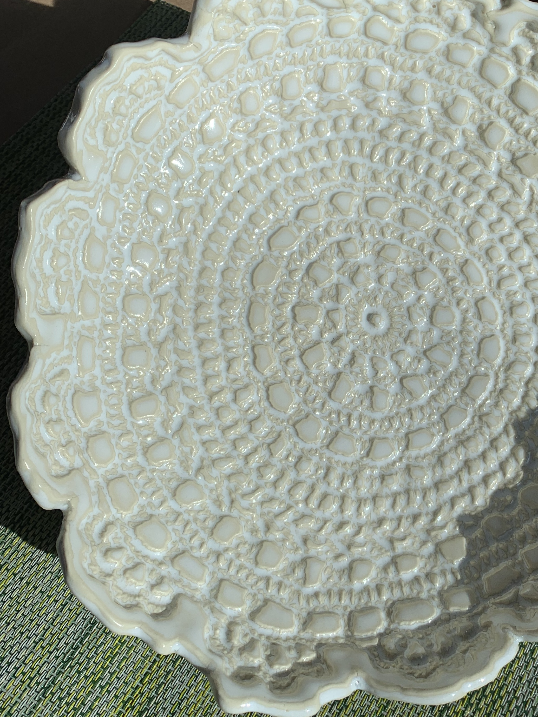 White HeART Stone