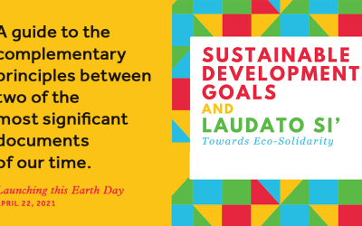 Updated Handbook on Sustainable Development Goals and Laudato Si'