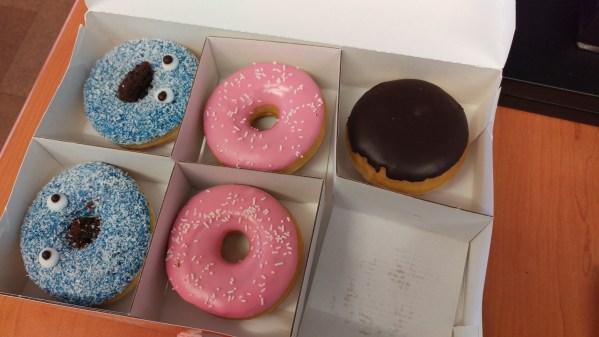donuts, clean eating, diet