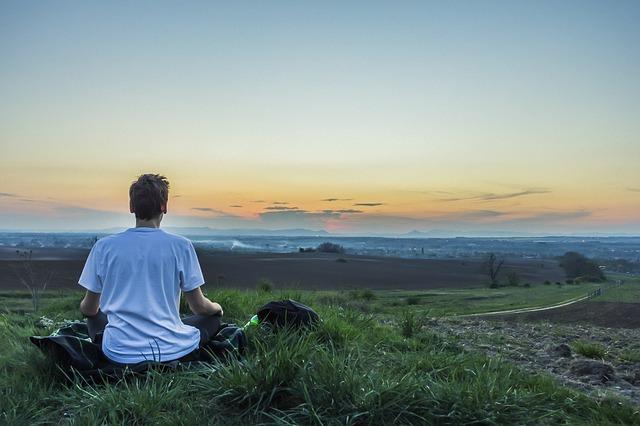 mediatation stress