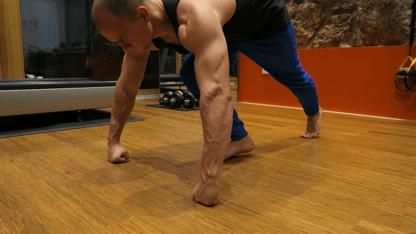 knuckle push ups, grip, calisthencis