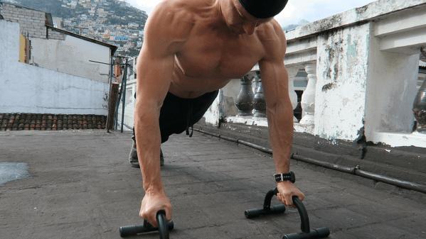 push ups, bodyweight training, calisthenics