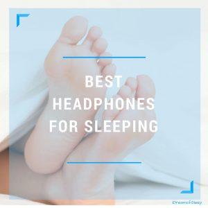 How to Sleep when it's Noisy? Headband Headphones for Sleeping!