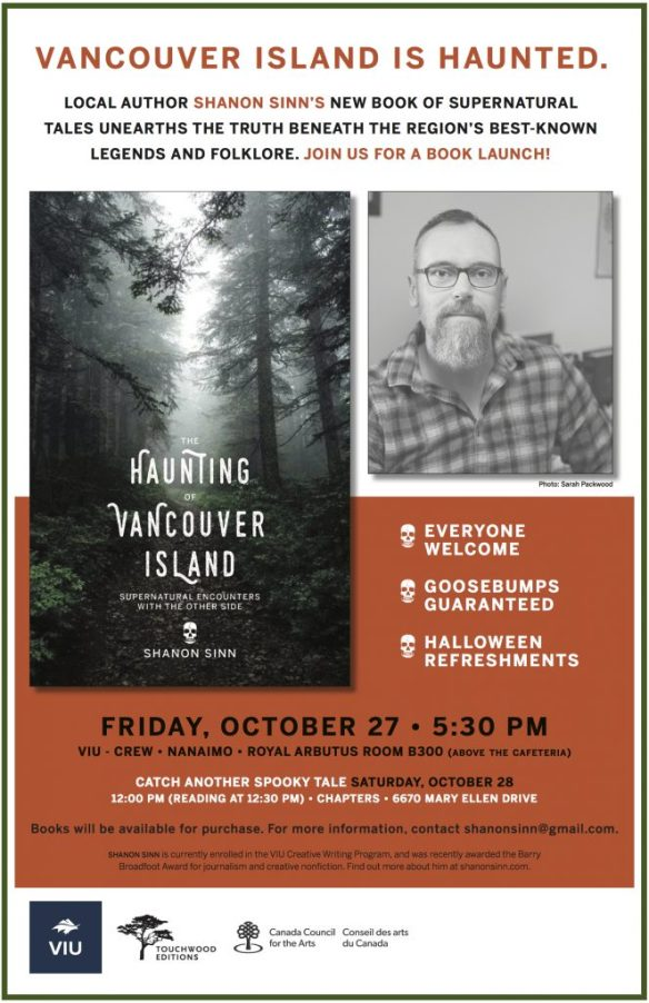 Haunted Locations on Vancouver Island - Living Library