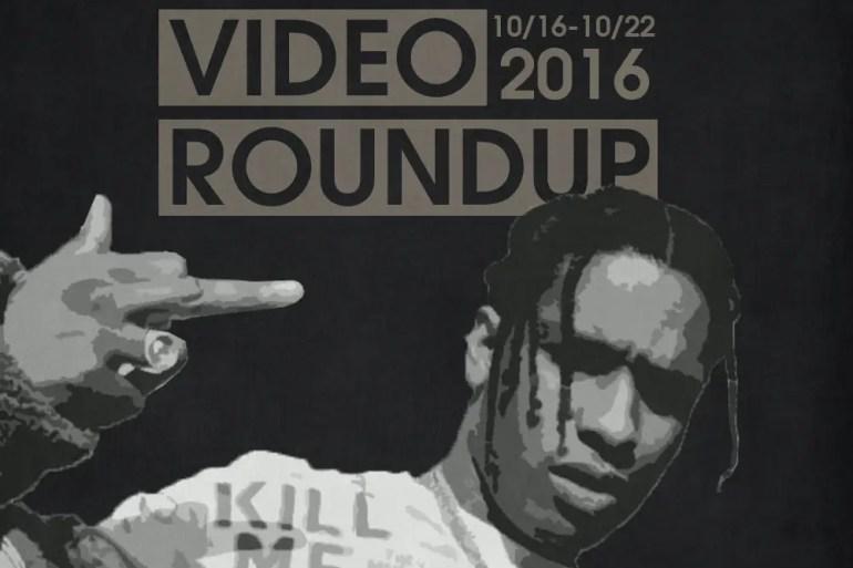 Video Roundup 10/16/16