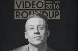 Video Roundup 10/23/16