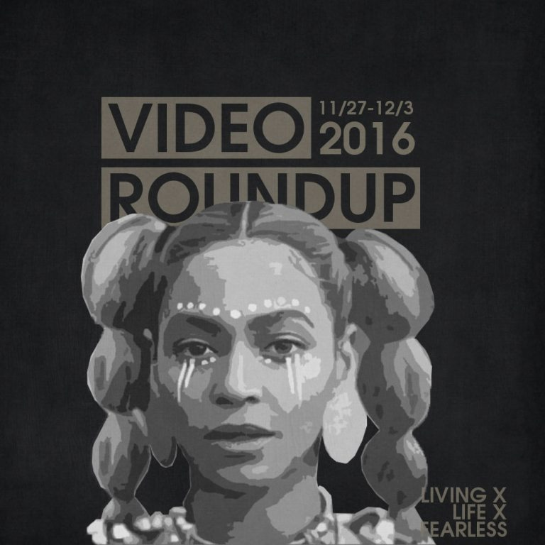 Video Roundup 11/27/16