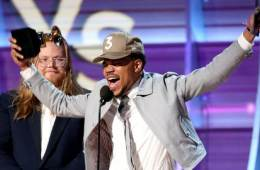 Chance the Rapper Grammys 2017