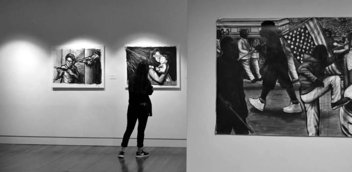 Dáreece Walker - Protest Art