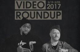 Video Roundup 3/19/17