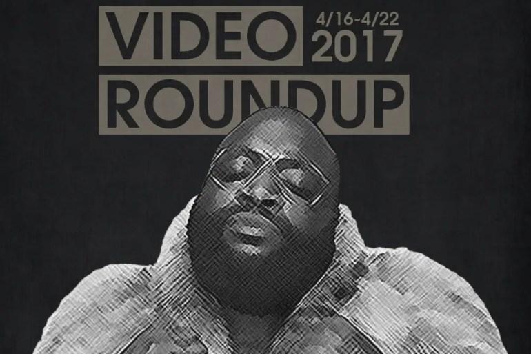 Video Roundup 4/16/17