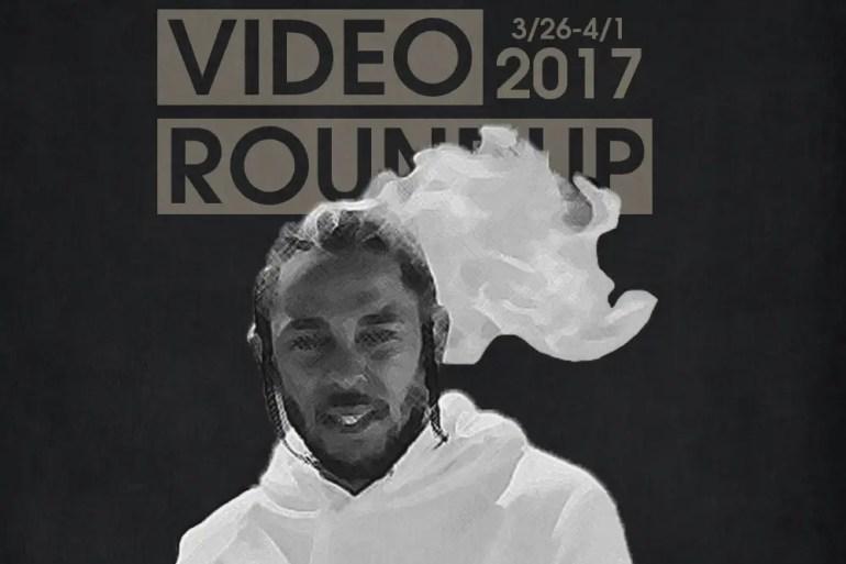 Video Roundup 3/26/17