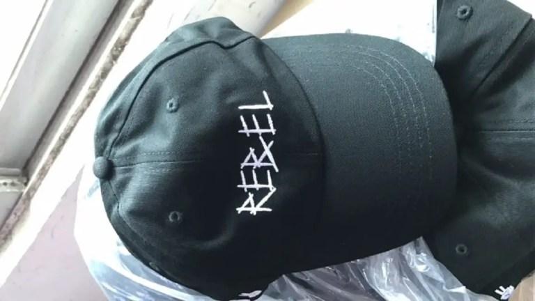 LIVING LIFE FEARLESS - Rebel Dad Hat