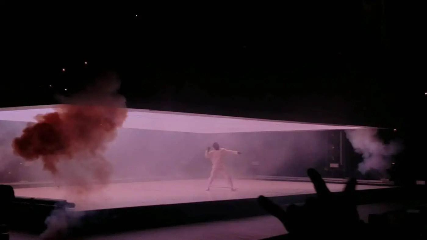 Kendrick Lamar: The DAMN. Tour   Photos   LIVING LIFE FEARLESS