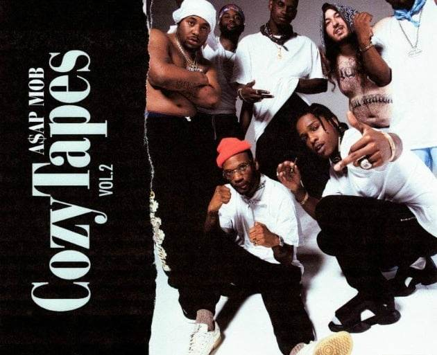 A$AP Mob - Cozy Tapes, Vol. 2: Too Cozy