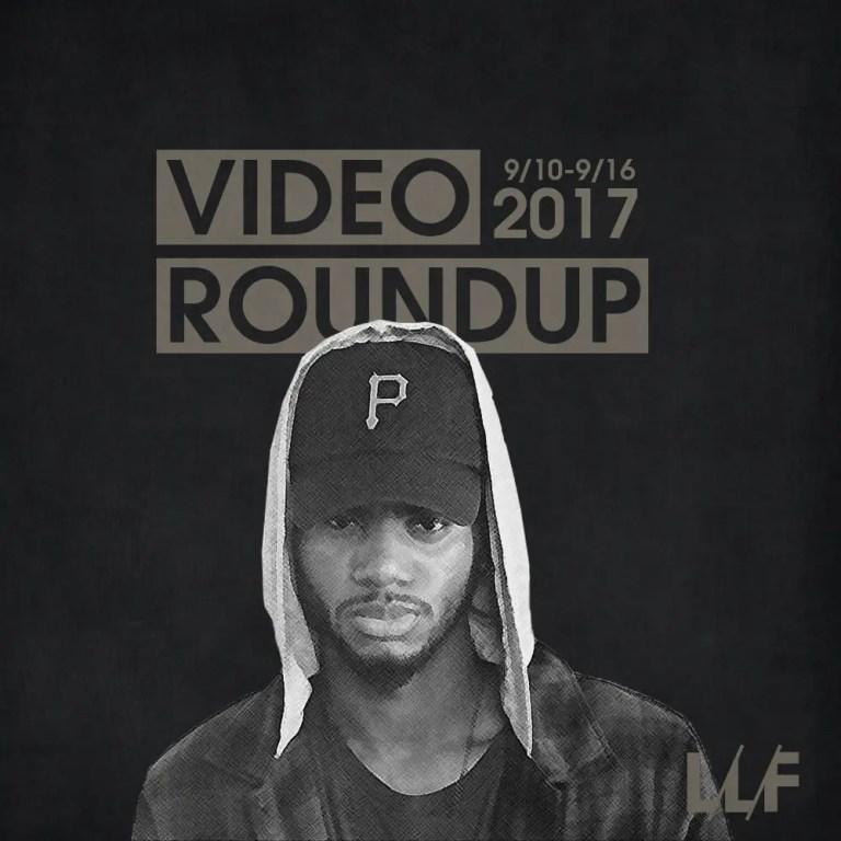 Video Roundup 9/10/17