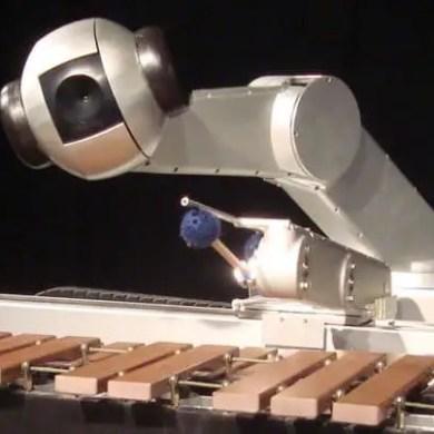 Shimon - Robot Musician