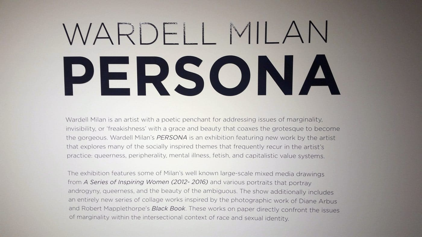 "Wardell Milan ""Persona"" 