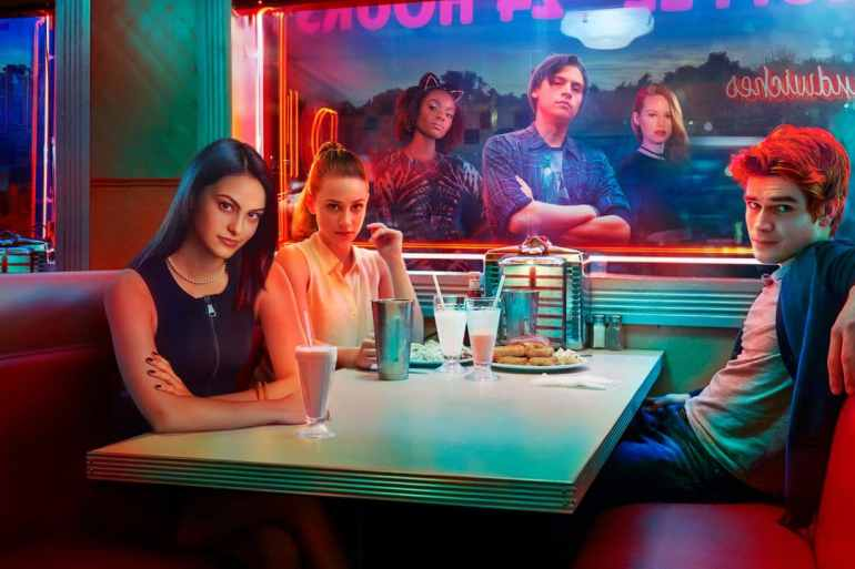 Riverdale's doom and gloom take on Archie and the crew is slaying the game | LIVING LIFE FEARLESS