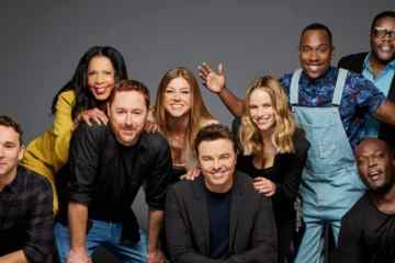 The Orville: An Innovative New Sitcom   LIVING LIFE FEARLESS