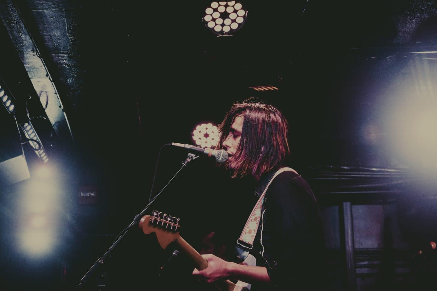 Hideout // Cullen Omori // Cults : Rock & Roll Hotel | LIVING LIFE FEARLESS